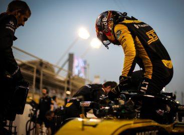 Пилоты Renault выжали из гонки максимум
