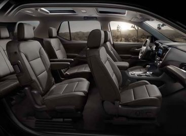 Конкурент Hyundai Grand Santa Fe уже в продаже