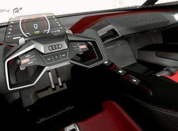 Audi e-tron будет заряжаться быстрее Tesla