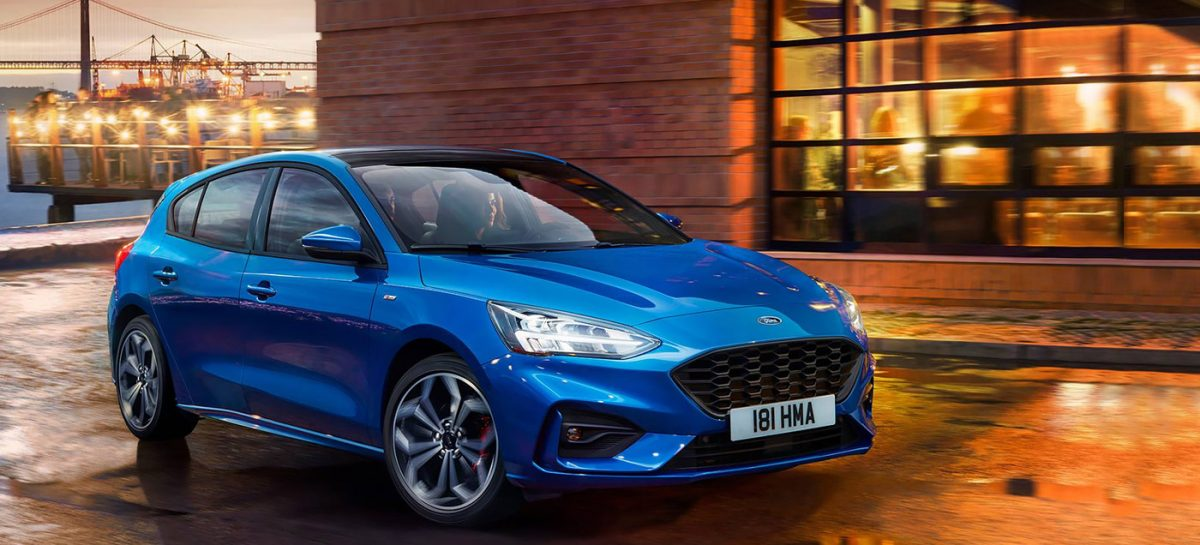 Ford Focus в десятке самых продаваемых авто