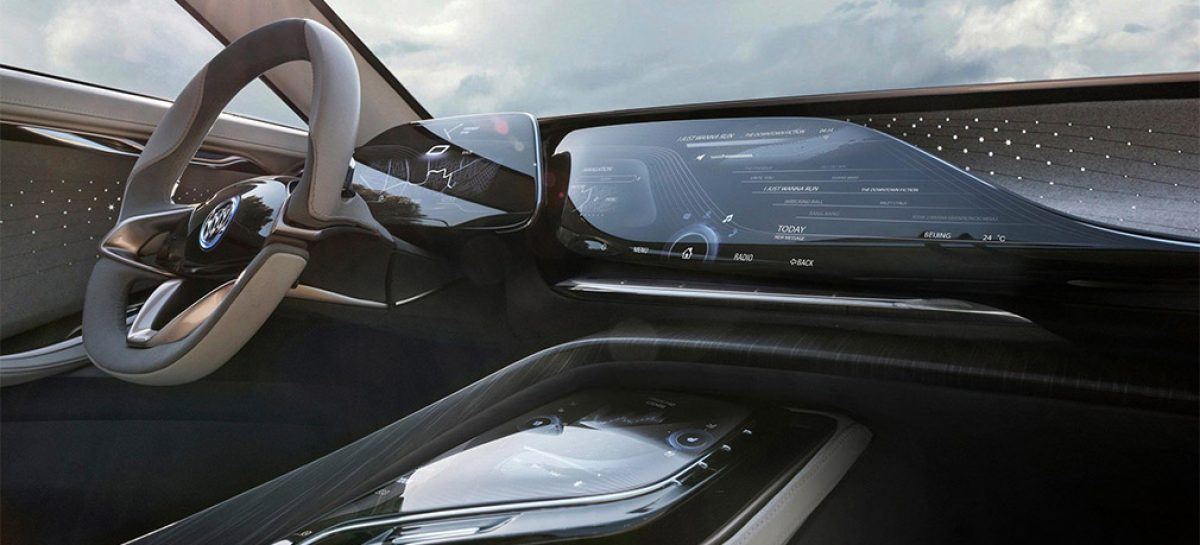 Buick Enspire — 596 км без подзарядки