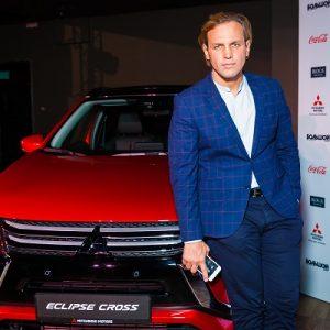 На гала-вечере чемпионов представили новый Mitsubishi Eclipse Cross
