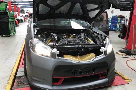 Nissan Qashqai разогнали до рекордной скорости в 382,7 км/ч