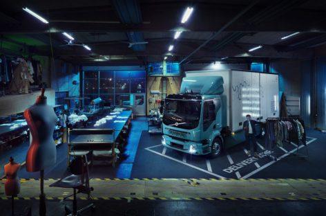 Первый электрогрузовик от Volvo