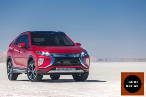Mitsubishi Eclipse Cross and GT-PHEV получили престижную награду