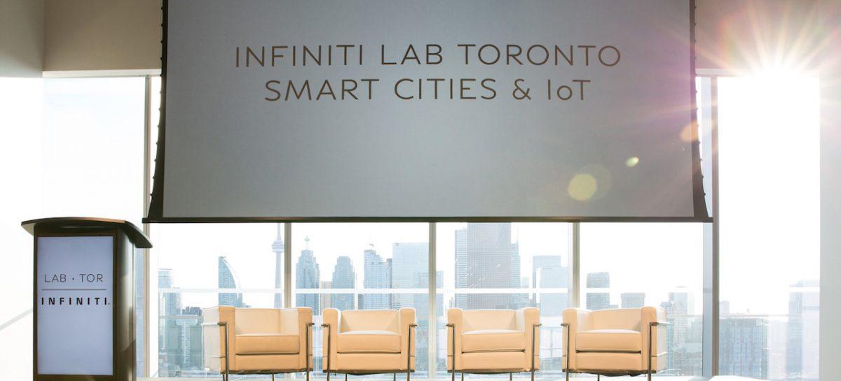 INFINITI выберет лучшие стартапы в Торонто