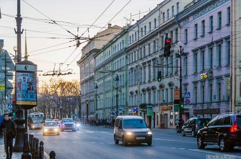 Невский проспект ждёт большой ремонт