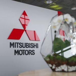 Результаты продаж автомобилей Mitsubishi за 2018 год