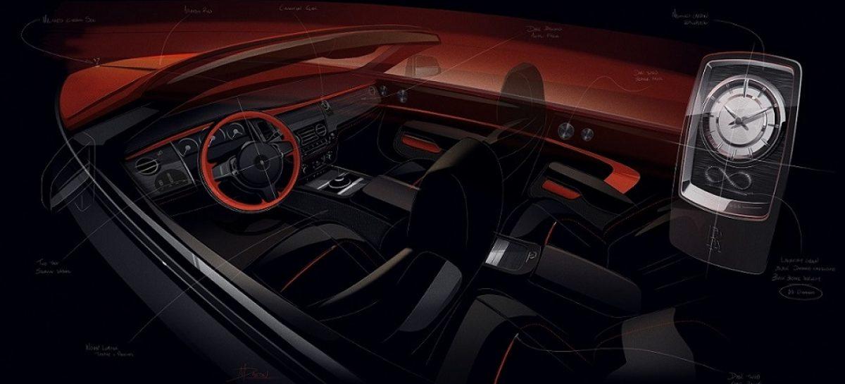 Rolls-Royce представляет лимитированную серию Adamas
