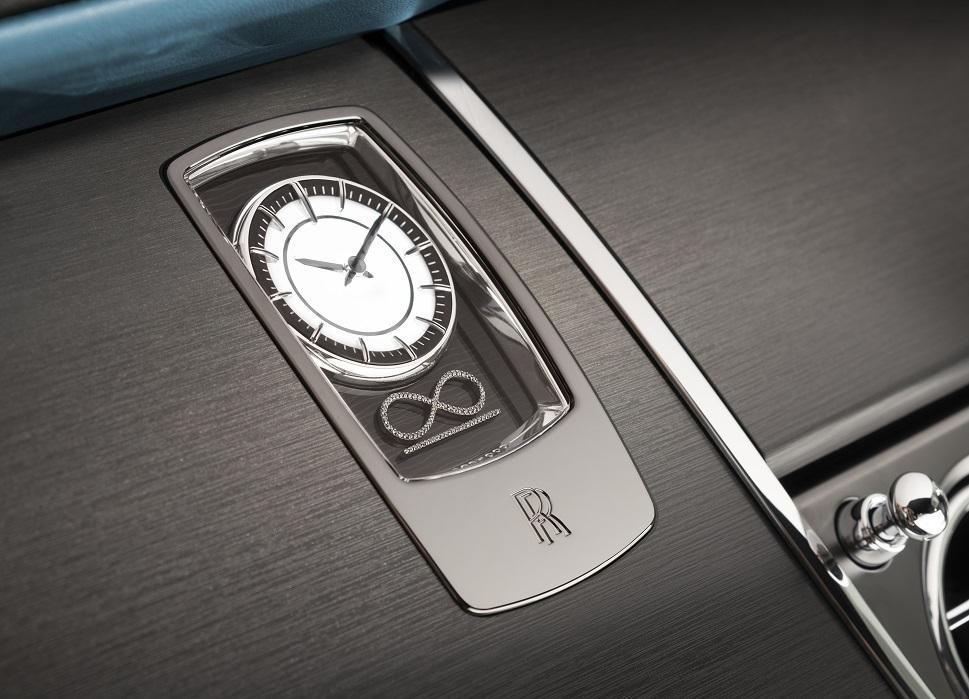 Rolls-Royce презентовал особые версии Wraith иDawn