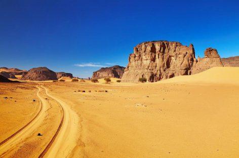 На Renault Duster навстречу горам и пескам