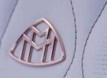 Позолоченный Maybach покажут в Пекине