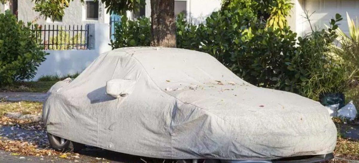 """Выигранный в лотерею автомобиль """"законсервируют"""" на 50 лет"""