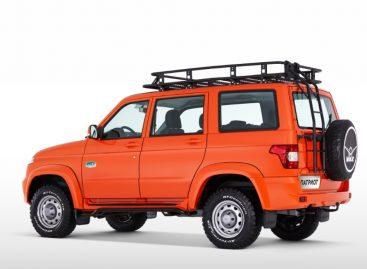 УАЗ представил экспедиционный «Патриот»