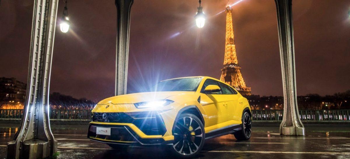 Lamborghini Urus: вокруг света за четыре месяца
