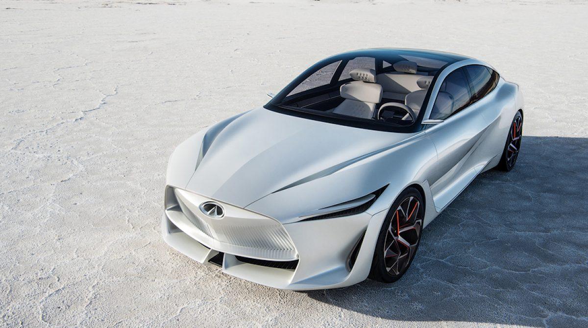 Infiniti разработает новую платформу для электромобилей