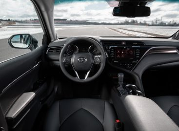 Toyota Camry уже в продаже
