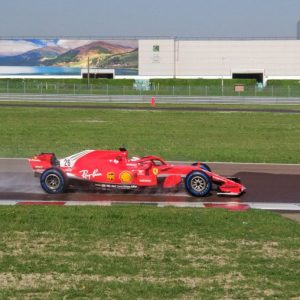 Даниил Квят завершил тесты Pirelli во Фьорано