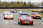 Первый этап гонок на ретроавтомобилях пройдёт в Подмосковье