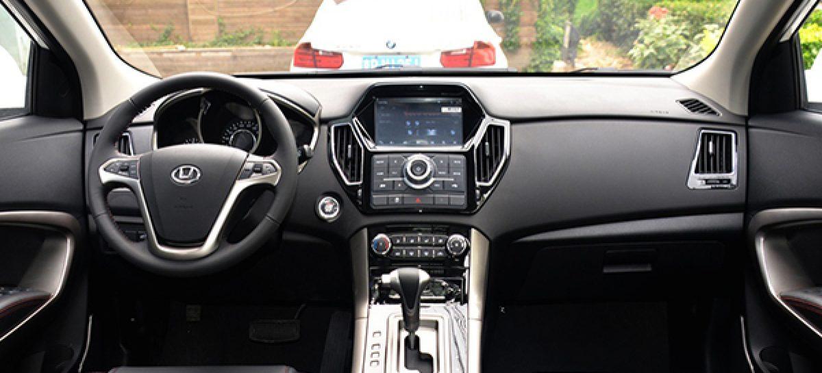 Китайский клон Hyundai ix35 приехал в Россию