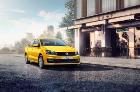 Таксисты выбирают Volkswagen