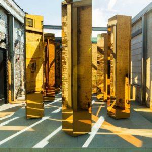 «Дух города»: MINI и United Visual Artists представляют уникальную инсталляцию в креативном пространстве A/D/O