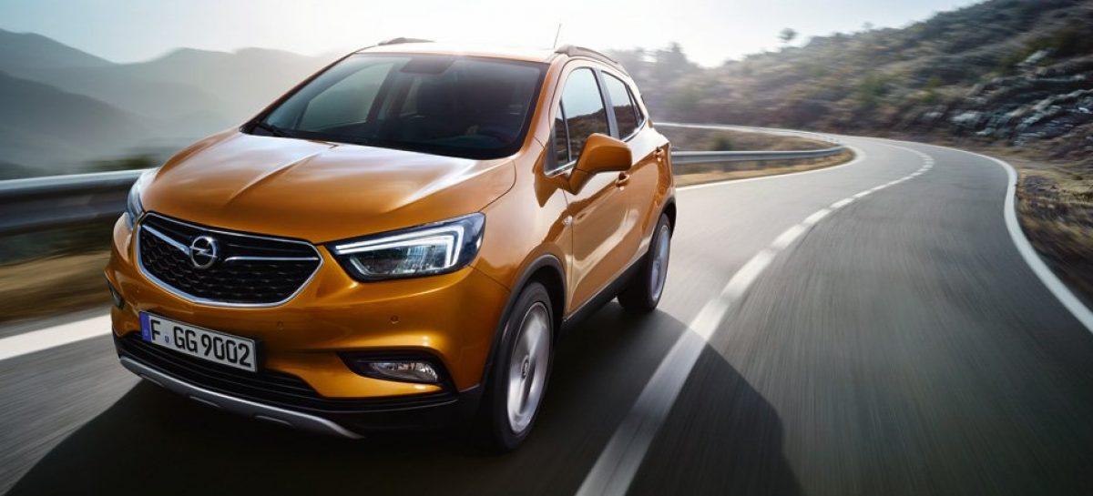 Opel помахала ручкой американцам!