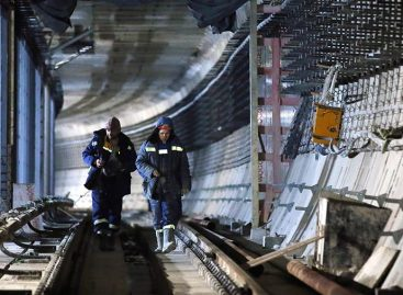 В Москве началось строительство станции «Нижние Мневники»