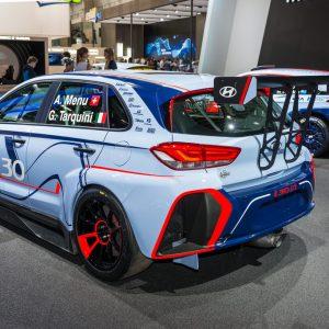 Hyundai i30 N TCR занял призовое место в своем классе в дебютной гонке «24 часа Нюрбургринга»