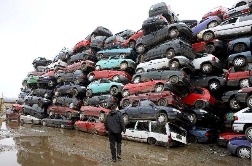 В Приморье появится первый завод по утилизации автомобилей