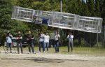 В Японии испытают прототип летающего автомобиля