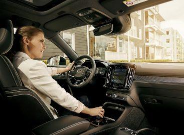 Автомобили Volvo подружатся с сервисами Google