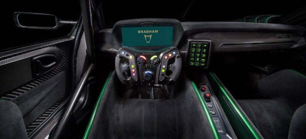 Brabham представила новый суперкар за 85 млн рублей