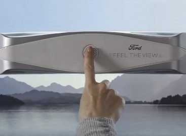 Ford представила умное стекло для слепых пассажиров
