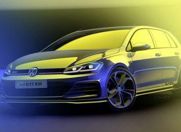 В Австрии дебютирует «гражданская» модификация Volkswagen Golf GTI TCR