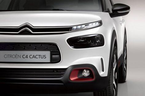 Выбор будет невелик. Citroen C4 Cactus выпустят только в кузове хетчбэк