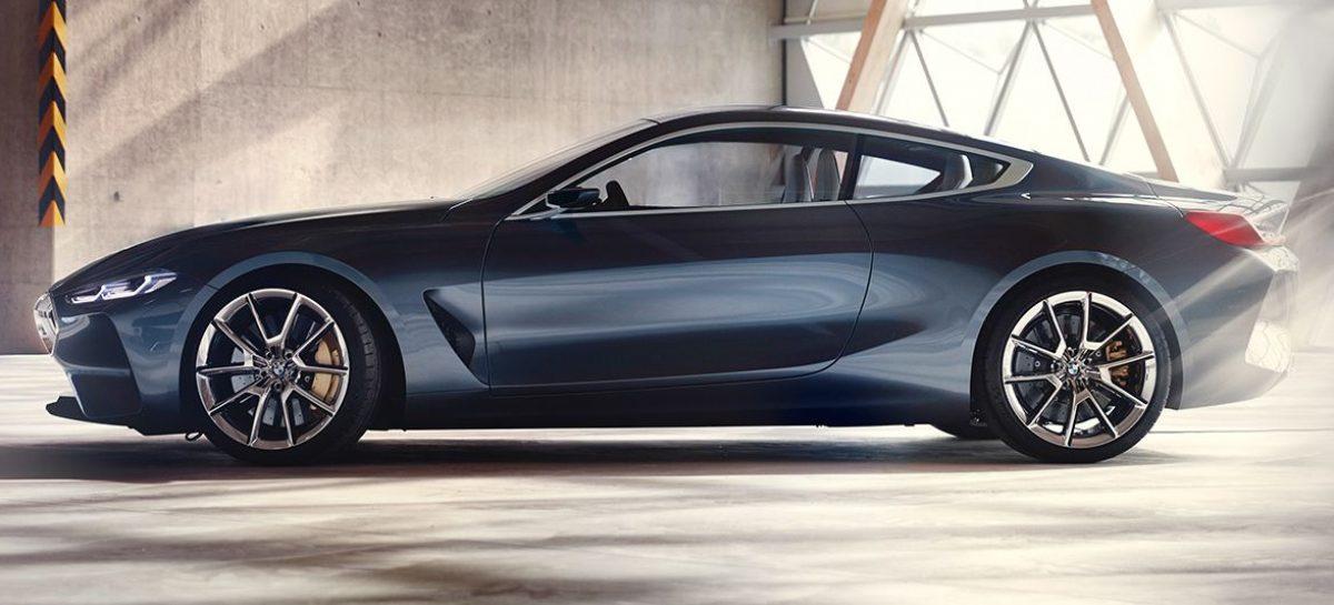 BMW анонсировала премьеру возрожденной 8-Series