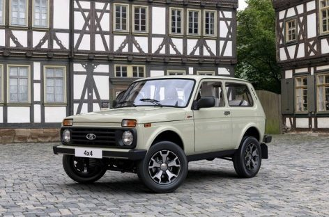 Экспорт российских легковых автомобилей упал на 57%