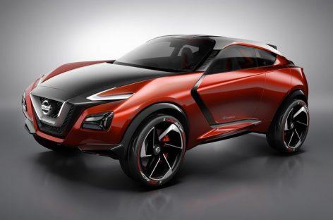 Скоро  в России появится обновлённый Nissan Juke