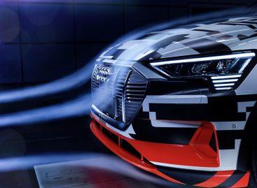 Audi e-tron прошёл испытания на выносливость