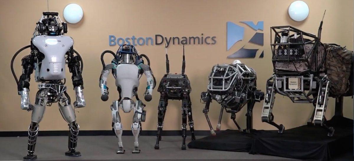 Продажа роботов-собак Boston Dynamics начнется в 2019 году