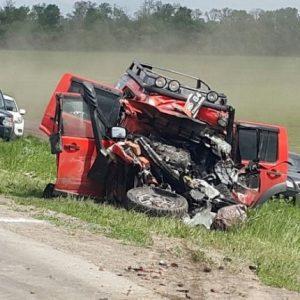В ДТП погиб президент ростовского клуба Land Rover