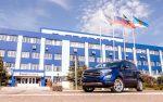 В Набережных Челнах запущен выпуск нового Ford EcoSport
