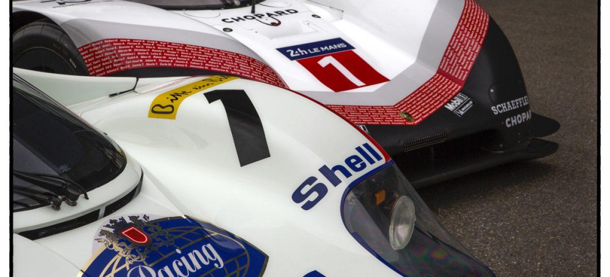 На гонке в Нюрбургринге Porsche представит парный заезд легенд