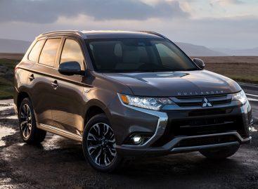 Outlander PHEV и Outlander 2018 года получили высший рейтинг от Automotive Science Group