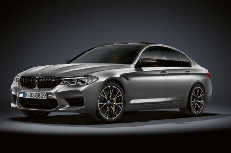 Новый BMW M5 Competition — точная реакция и мощный двигатель