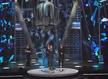 Нападающий петербургского СКА Никита Гусев получил годовой запас шин Hankook