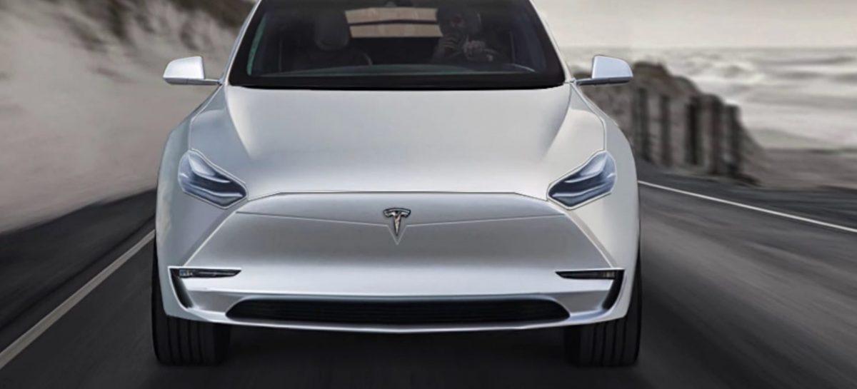 Илон Маск назвал предполагаемую дату выхода Tesla Model Y