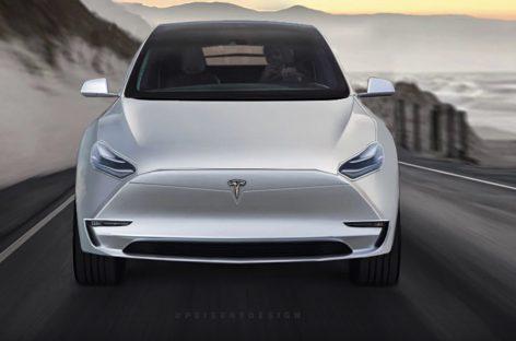 «Связной» откроет предзаказ на новые электромобили Tesla