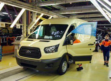 Инкассаторы выбирают Ford Transit